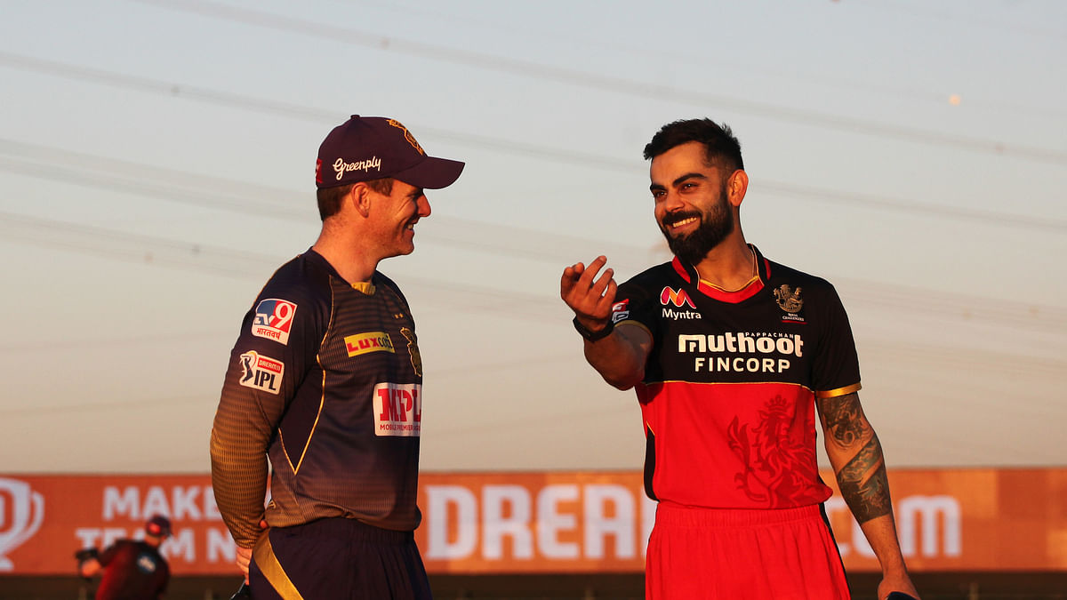 KKR win toss, choose to bat first against RCB