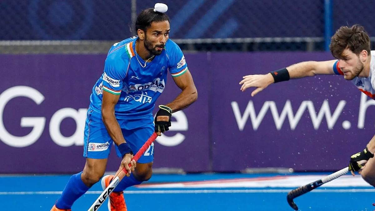 Hockey team determined to become Olympic medallists: Akashdeep Singh