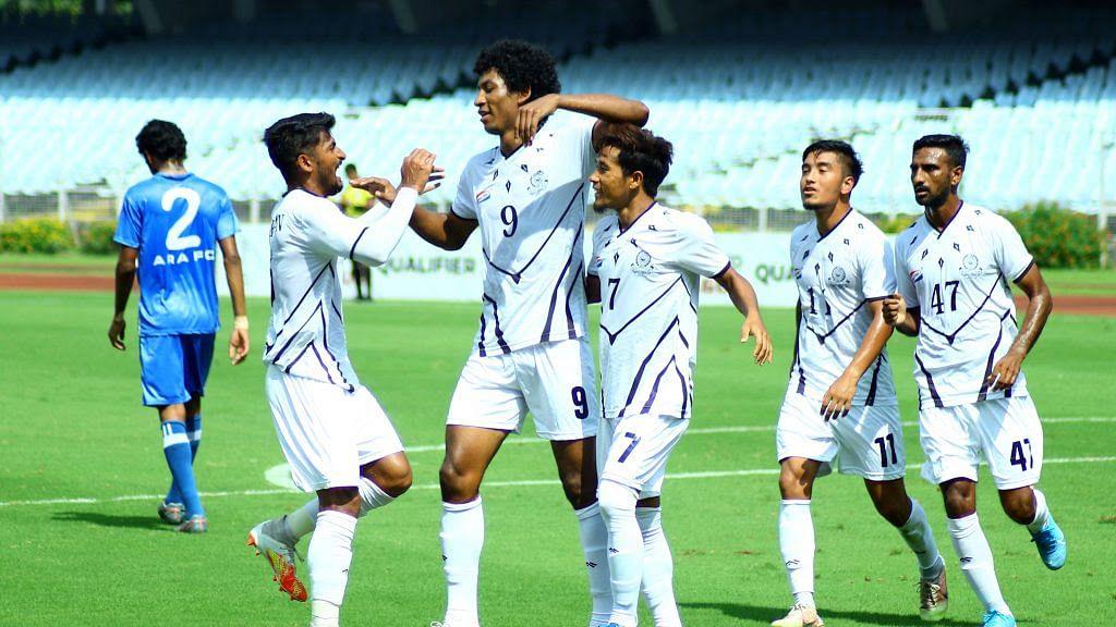 Football: Mohammedan Sporting rout ARA FC 4-1