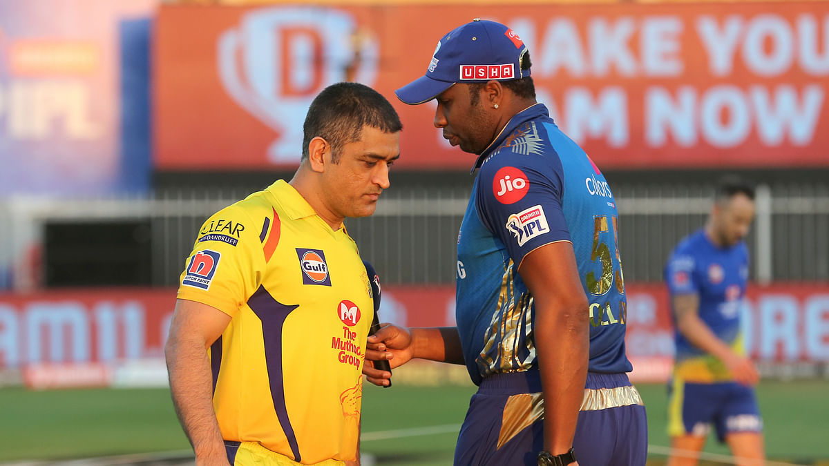 MI win toss, choose to field first against CSK