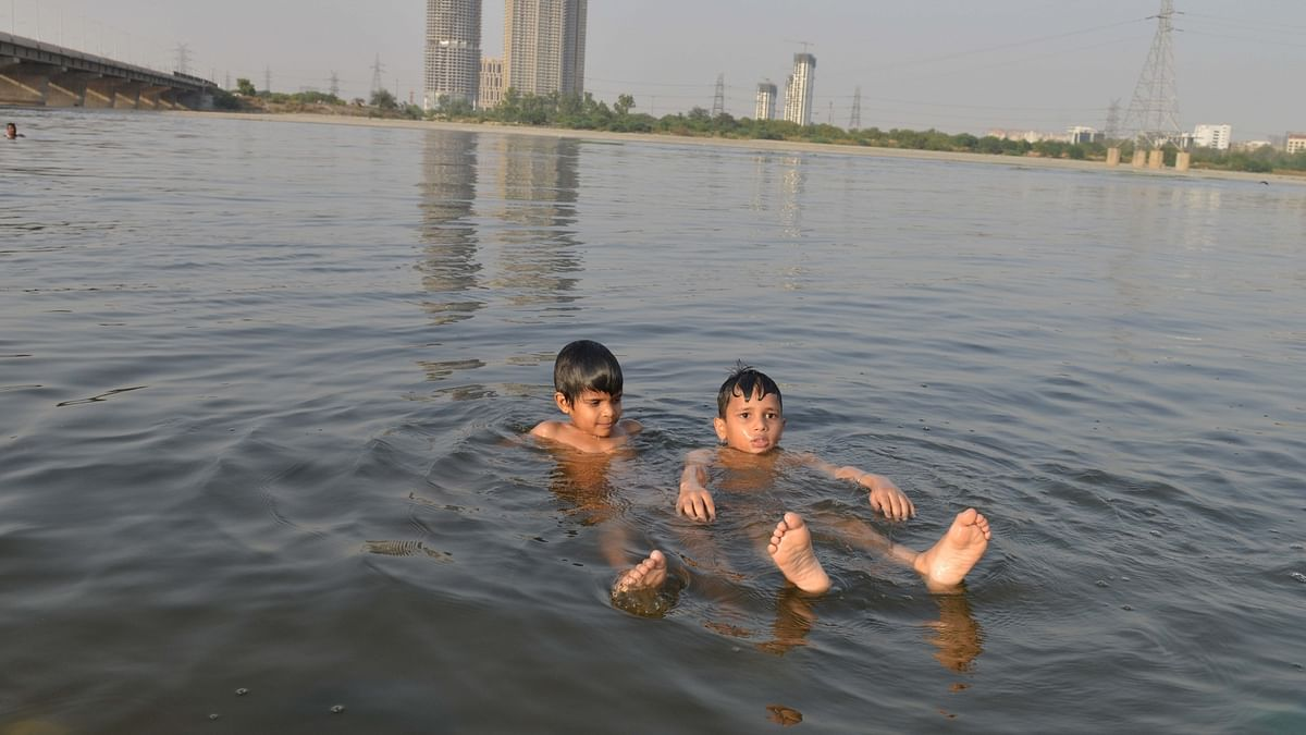 Two minor sisters drown in Yamuna in Delhi