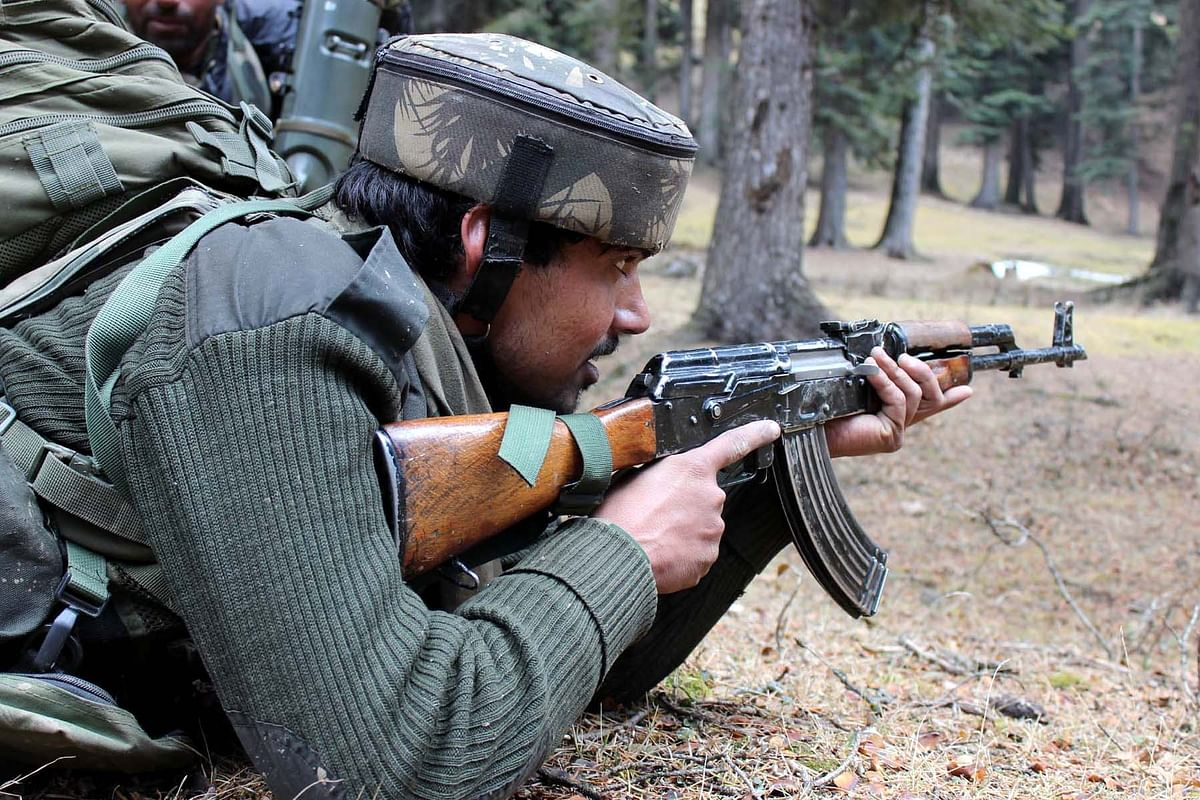 Three militants killed in Kashmir encounter