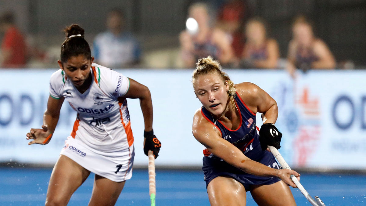 Peaking at the right time is crucial for our Olympics campaign: Forward Navjot Kaur