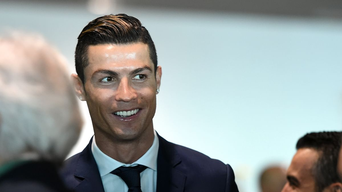 Ronaldo tests positive for Covid-19, withdraws from Portugal squad