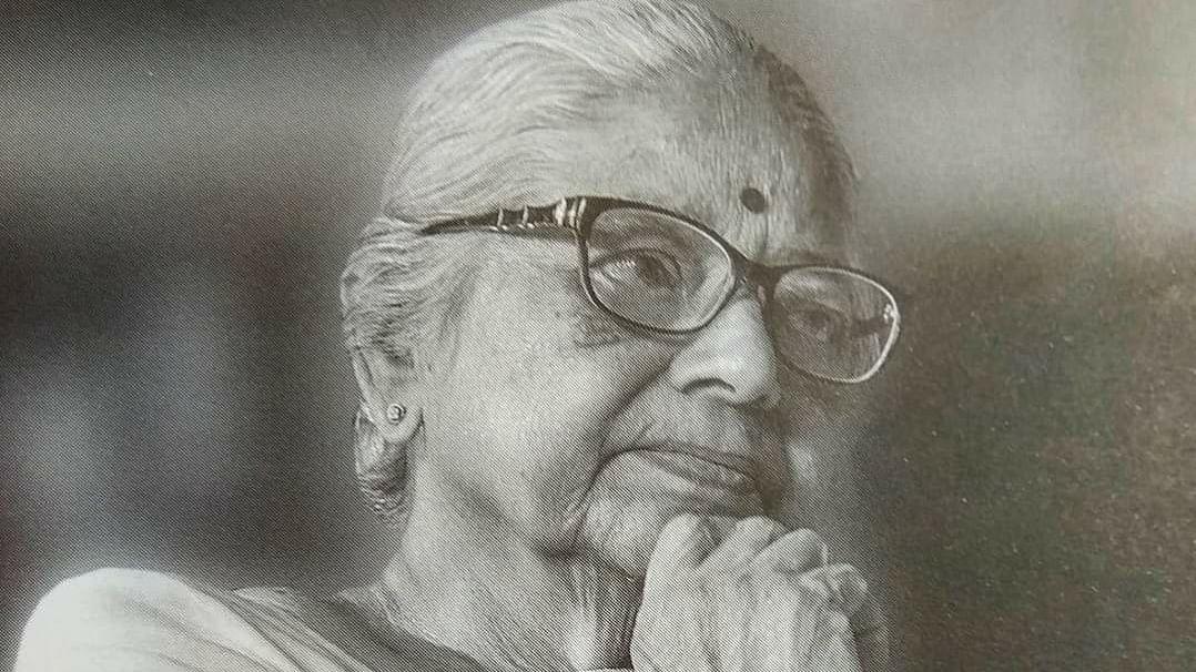 Maharashtra reformer, rationalist Pushpa Bhave dead