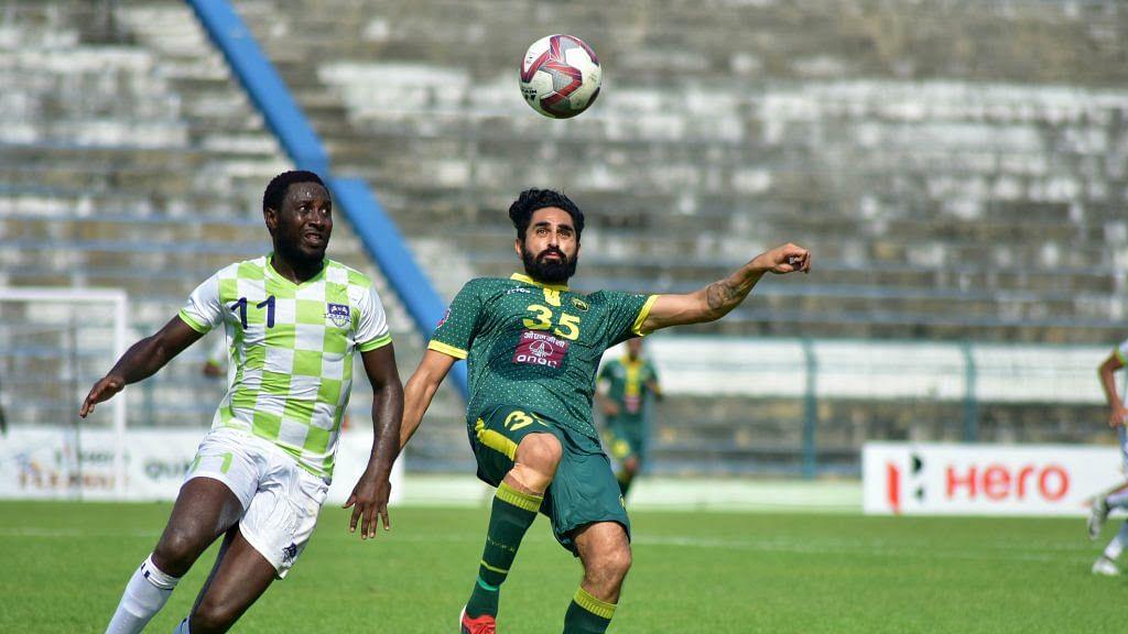 Football: Garhwal, ARA play 1-1 draw in the Hero-I League qualifier