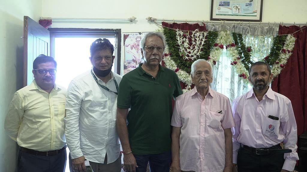 Oldest living Indian Test cricketer DK Gaekwad turns 92