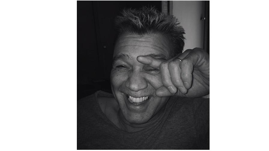 Guitarist Eddie Van Halen no more