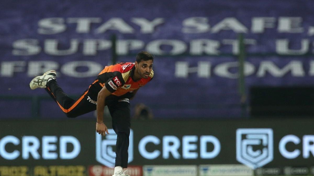 SunRisers pacer Bhuvneshwar ruled out of rest of IPL