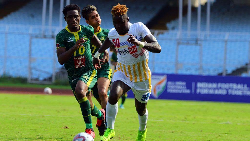Football: Bhawanipore FC pip Garhwal 2-1 in Hero I-League qualifier