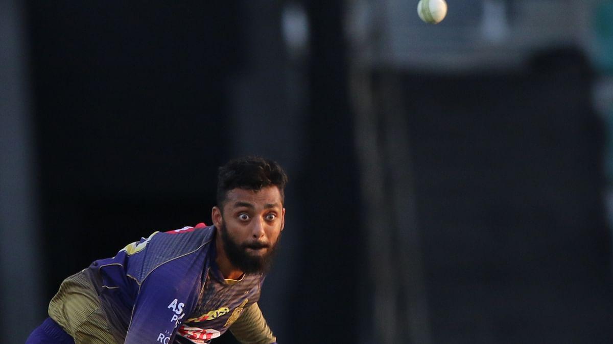 Chakravarthy, Rana and Narine star in KKR's win over DC