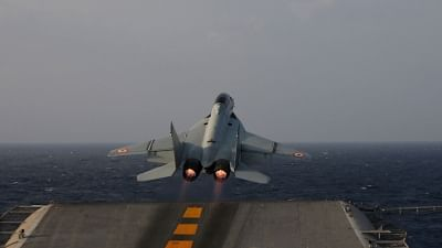 Eleven days after MiG-29K crash, Navy finds wreckage, with a body, in Arabian Sea