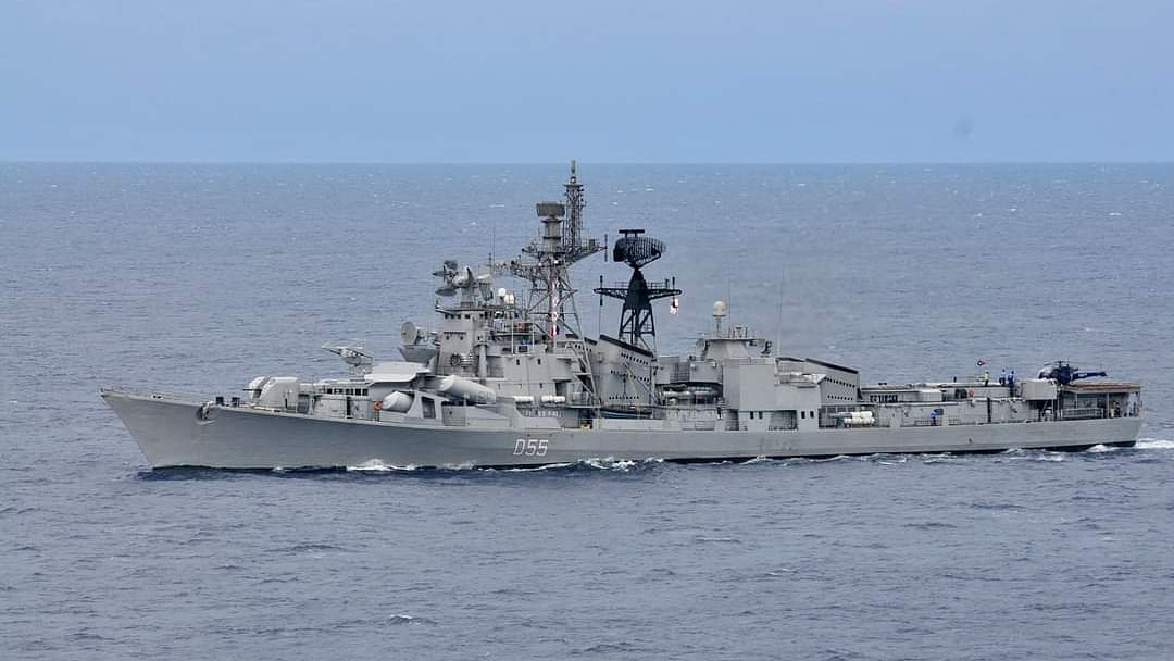Malabar naval exercise to be held in two phases from Tuesday