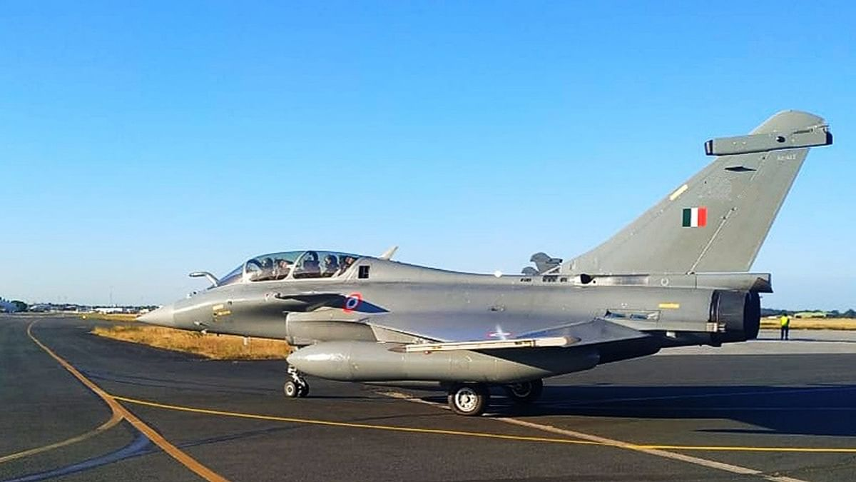 IAF to receive three more Rafale combat aircraft on November 4