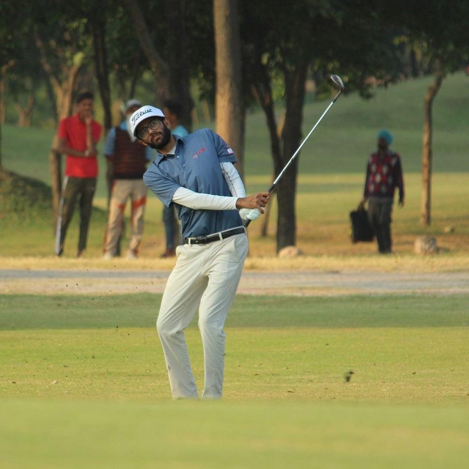Golf: Karandeep Kochhar emerges halfway leader, enjoys two-shot advantage