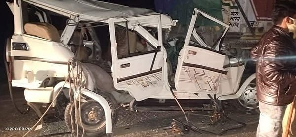 14 of a marriage party killed in UP road accident