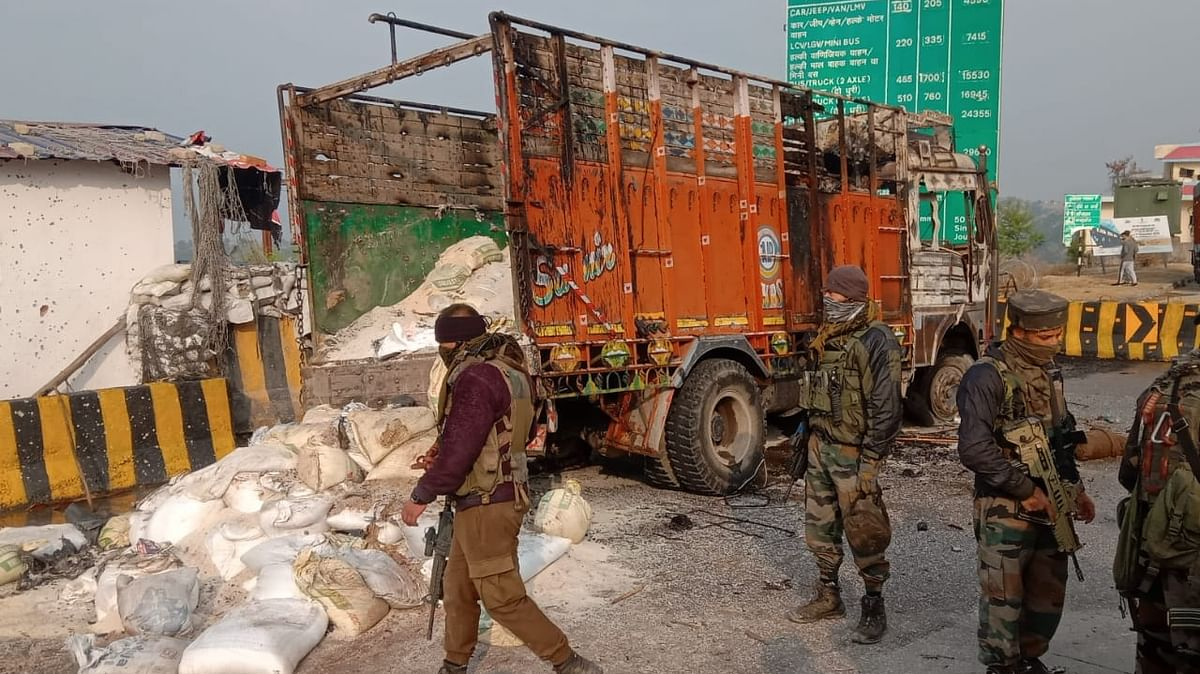 4 JeM terrorists killed in Jammu encounter