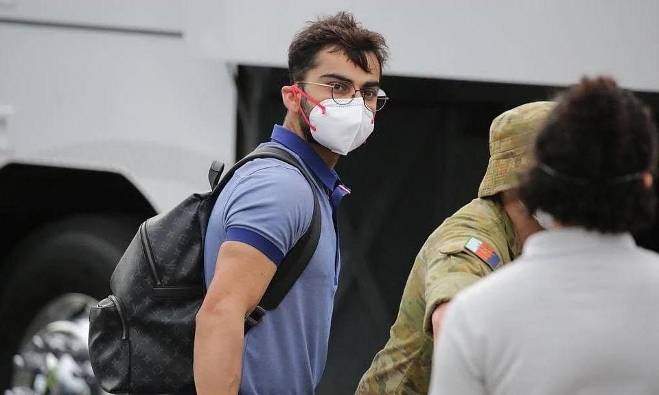 Cricket: Indian team reaches Sydney at start of Australia tour