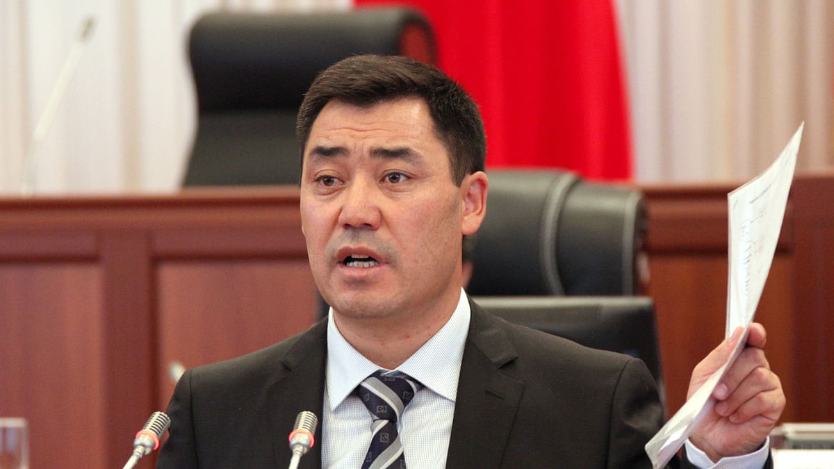Acting Kyrgyz President resigns to run in election