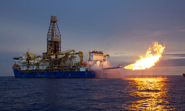 File photo of ONGC Videsh's operations in Africa