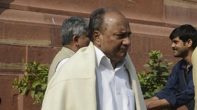 Former Defence Minister A K Antony, wife test positive for COVID-19