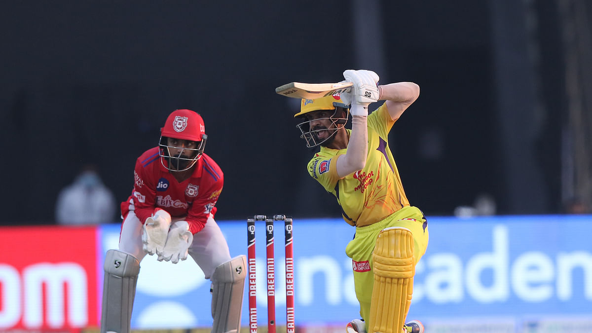 Gaikwad leads CSK to 9-wicket win, KXIP's campaign ends