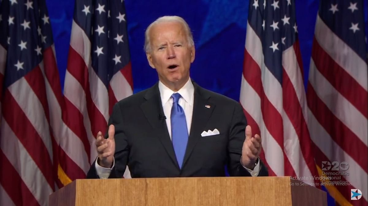 Biden suffers hairline fracture, will need walking boot