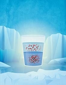Researchers prove water has multiple liquid states