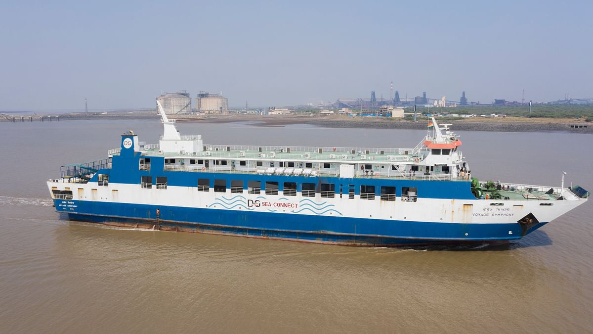 Modi to flag off Ro-Pax ferry service between Hazira and Ghogha on Sunday
