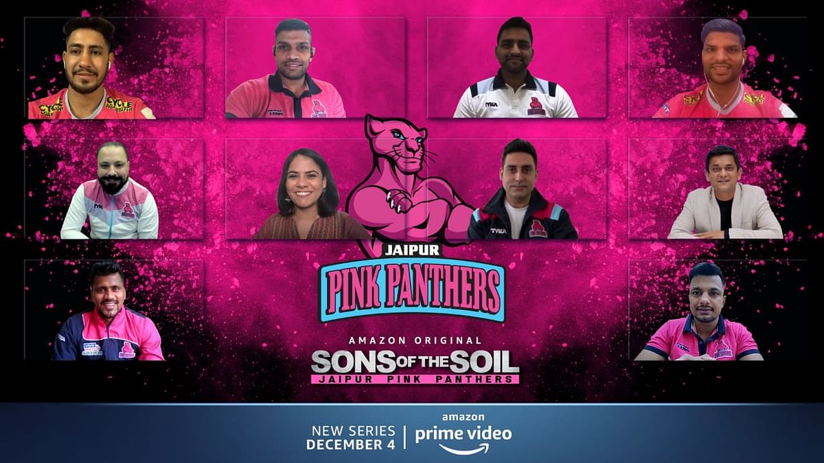 Kabaddi: Abhishek Bachchan unveils Sons of the Soil: Jaipur Pink Panthers