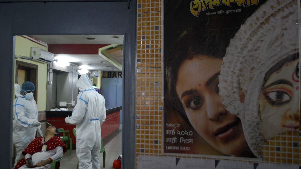 India reports 490 more COVID-19 deaths, 45,903 new cases of infection