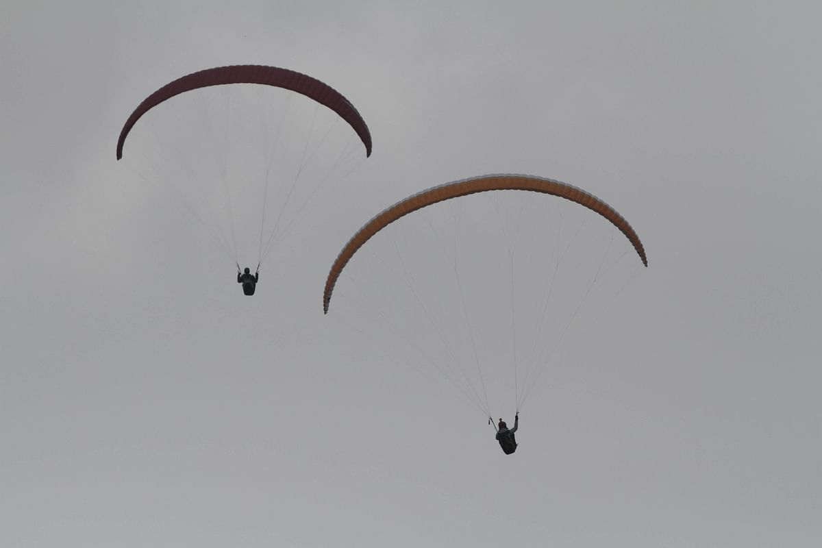 French paraglider killed in mishap in Himachal Pradesh