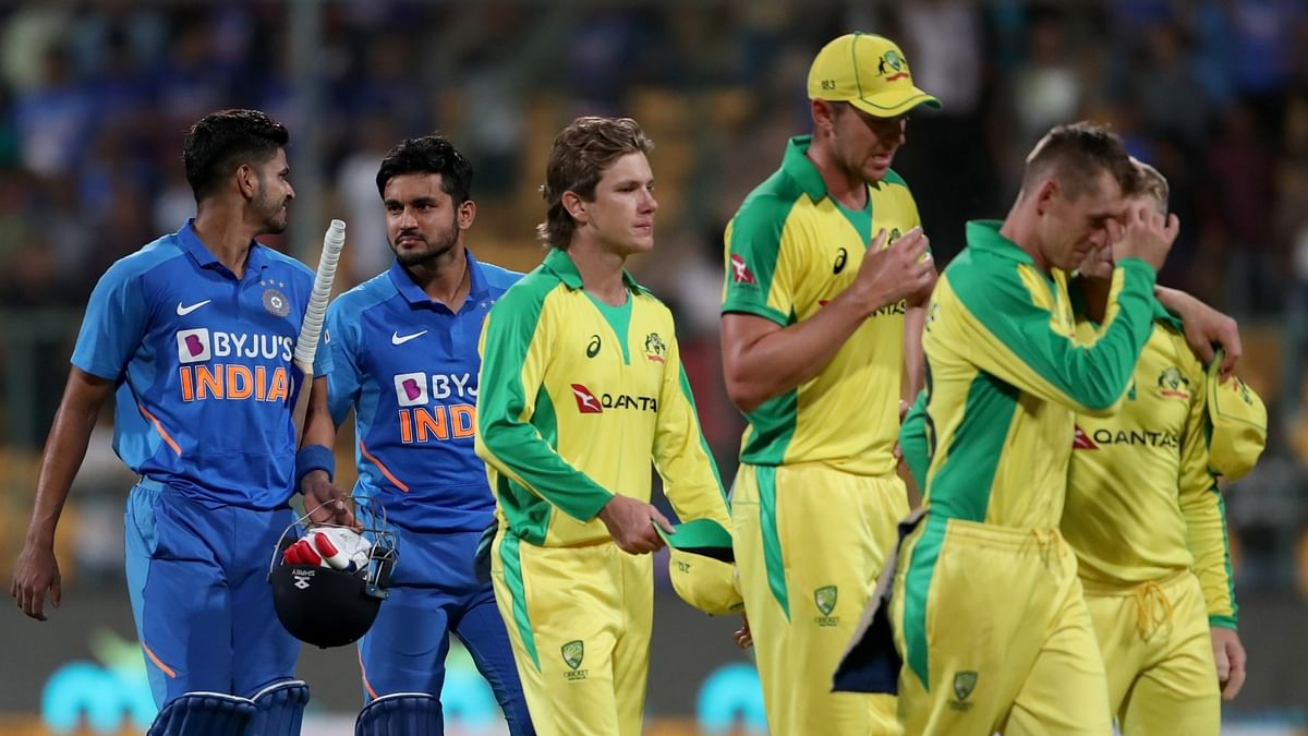 Australia hold the edge in ODI series against India