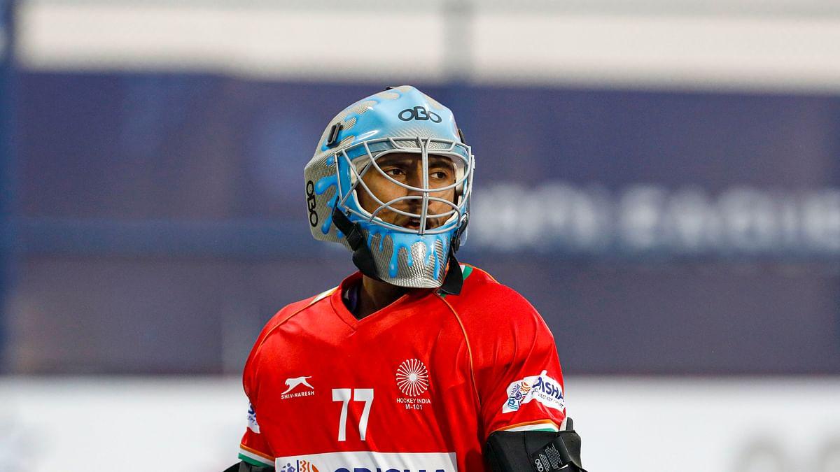 Need to be mentally strong to face any eventuality: Hockey goalkeeper Suraj Karkera