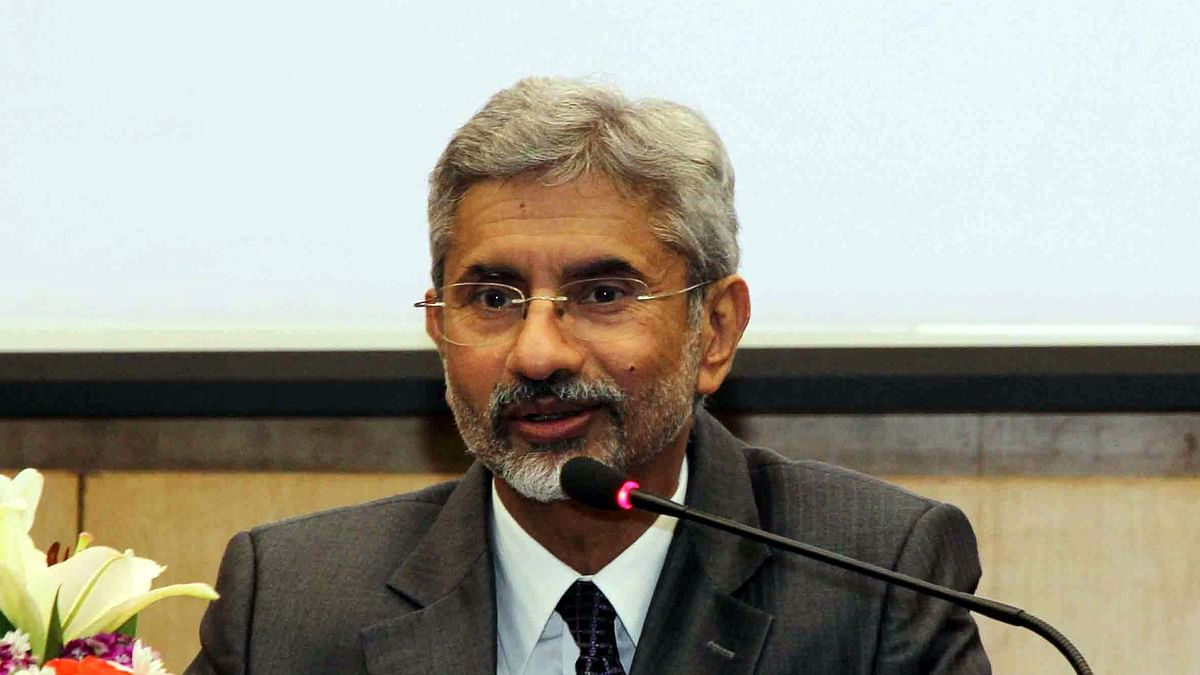 SC issues notice on pleas challenging Jaishankar's election to RS