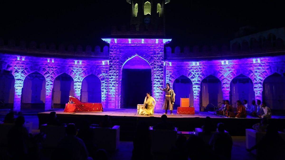 Qadir Ali Baig Theatre Festival off to colourful start in Hyderabad