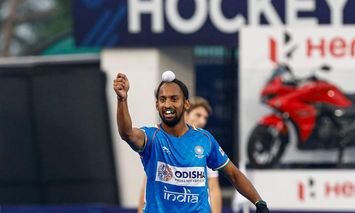 Hardik Singh