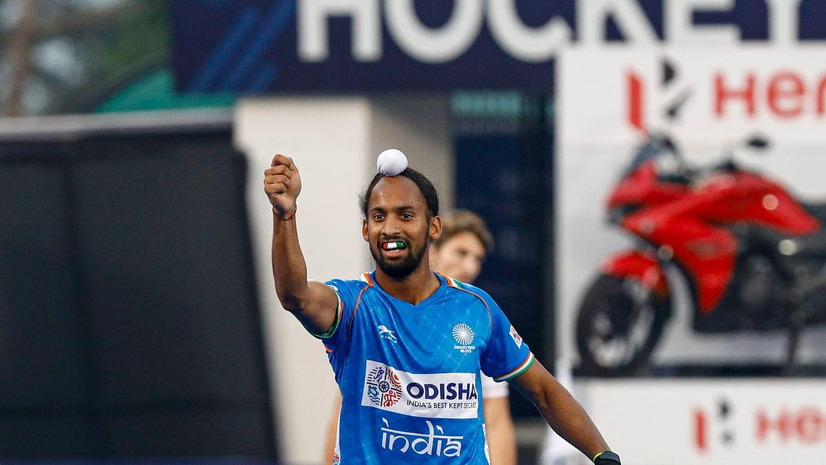 Hard work will pay: Hockey midfielder Hardik Singh