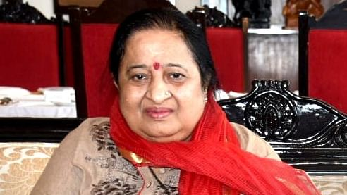 Sushila Devi, Odisha Governor's wife, dies of post-Covid complications