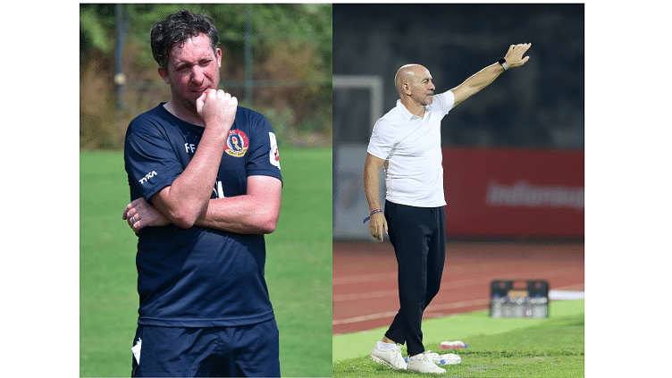 Football: Coaches banking on experience ahead of ISL's first Kolkata derby
