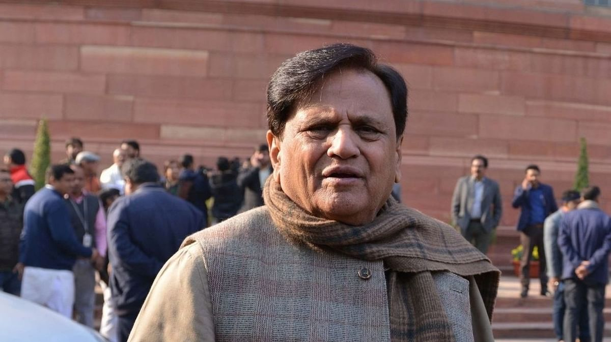 Ahmed Patel laid to rest in native village, Rahul at funeral