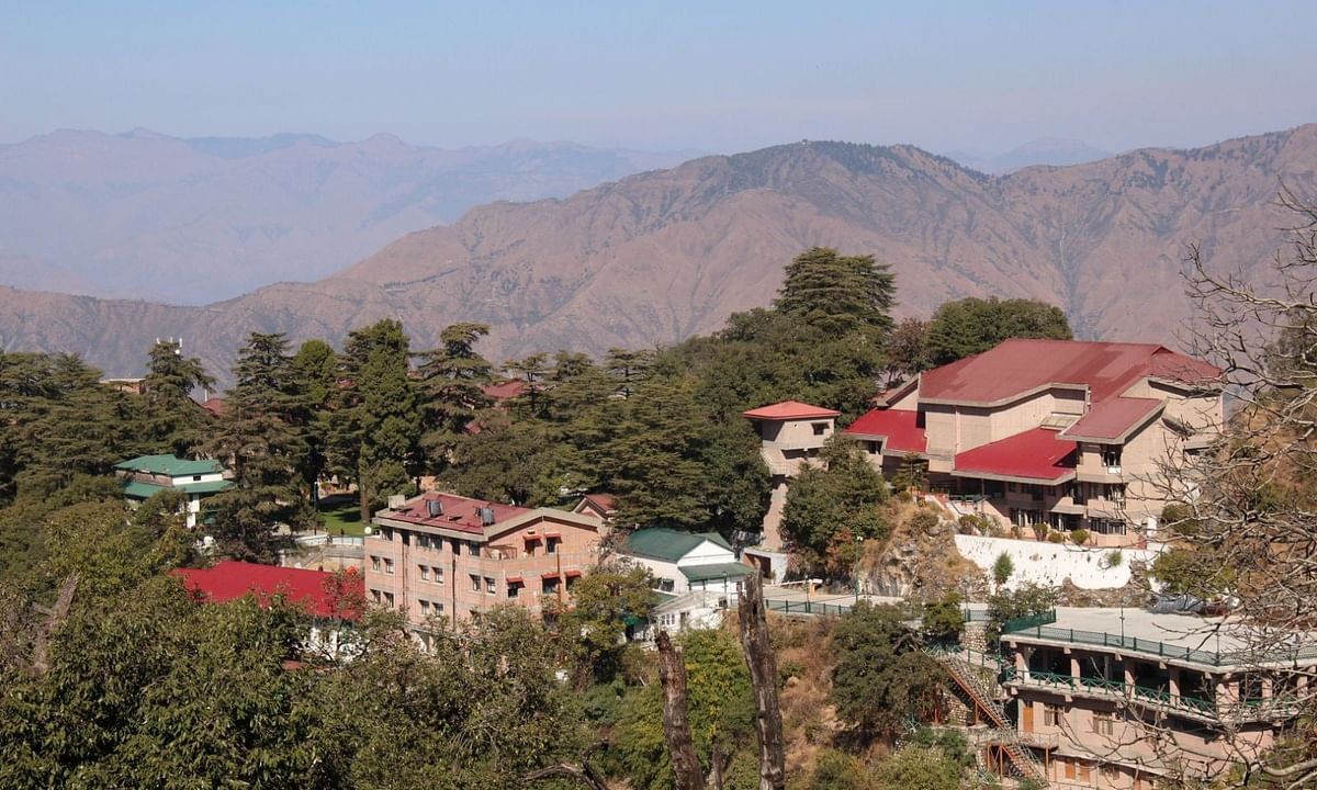 The Lal Bahadur Shastri National Academy of Administration at Mussoorie.