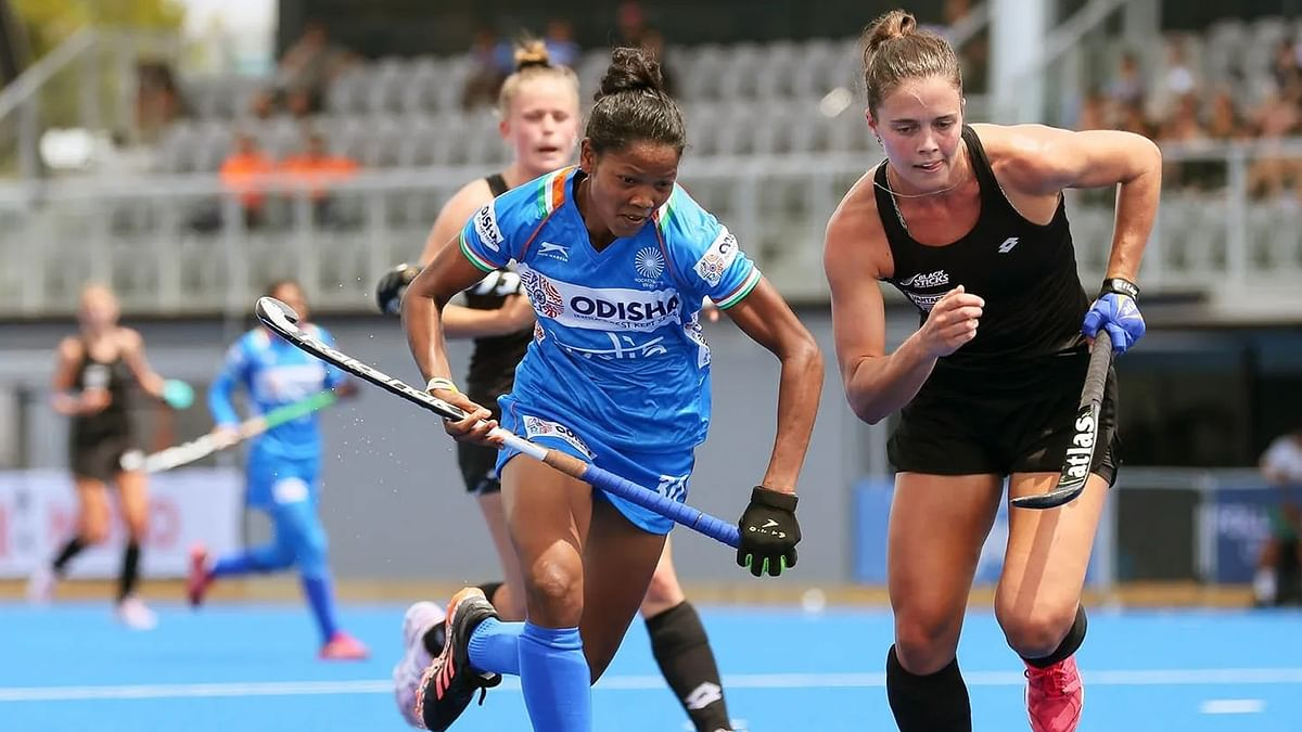 Women Hockey Team's preparation for Olympics is on right track: Defender Salima Tete
