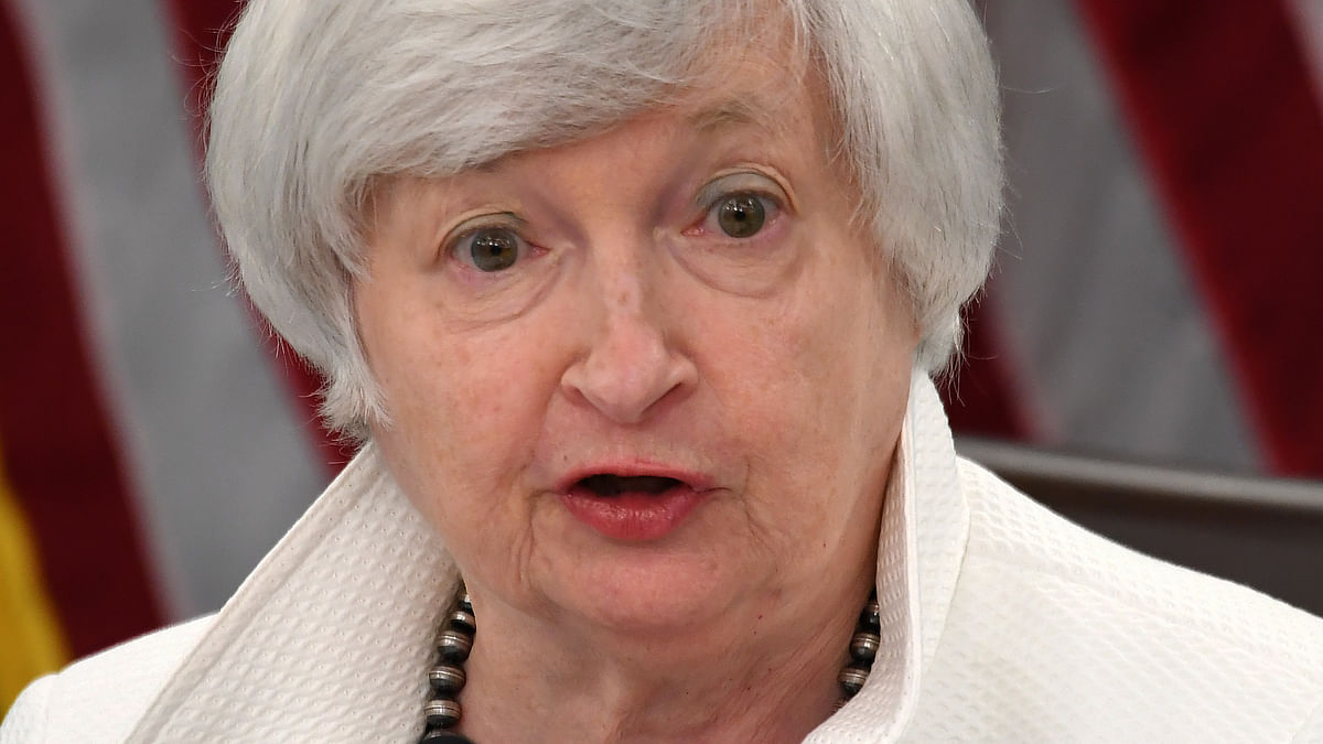 Another glass ceiling shattered: Yellen is Biden's pick for US Treasury Secretary