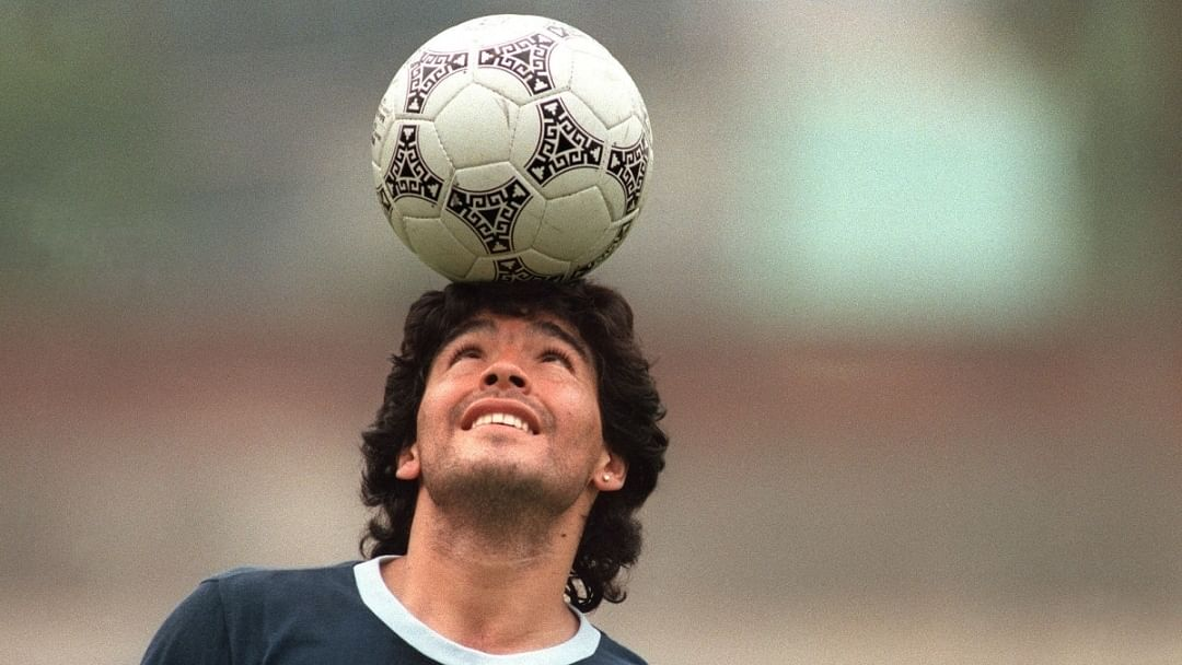 Football: Maradona was the reason for me to fall in love with this game, says Bhutia
