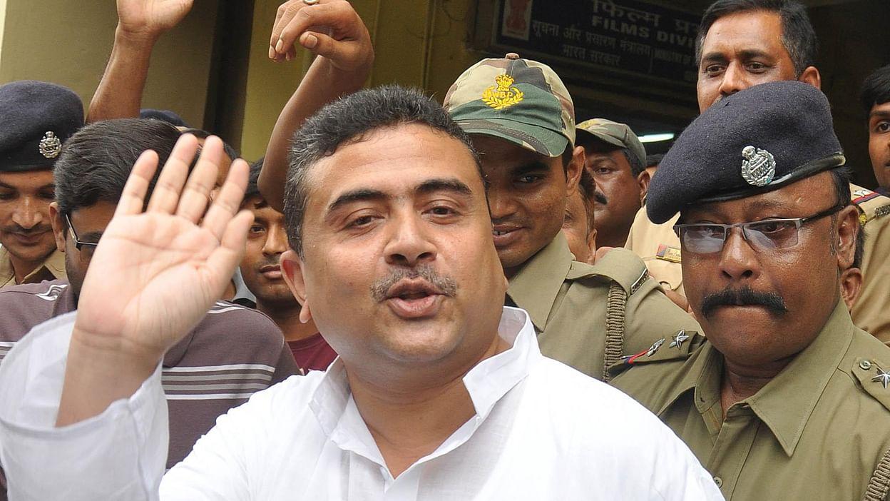 Dissident minister Suvendu Adhikari quits Mamata cabinet