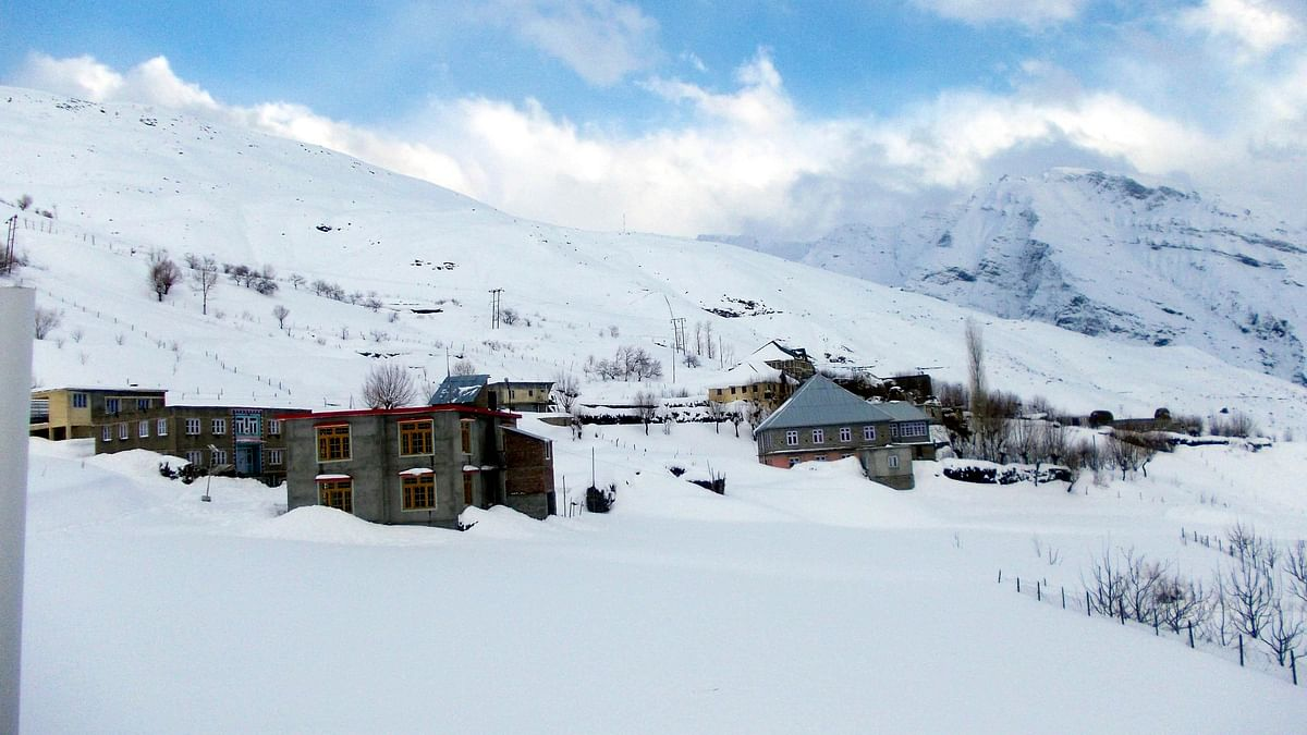 Tourists blamed for coronavirus spike in Lahaul Valley