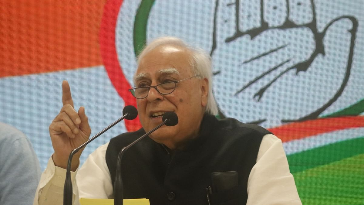 Compelled to speak out: Sibal again questions Congress leadership
