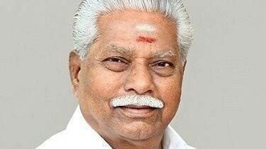 TN Agriculture Minister Doraikkannu succumbs to COVID-19