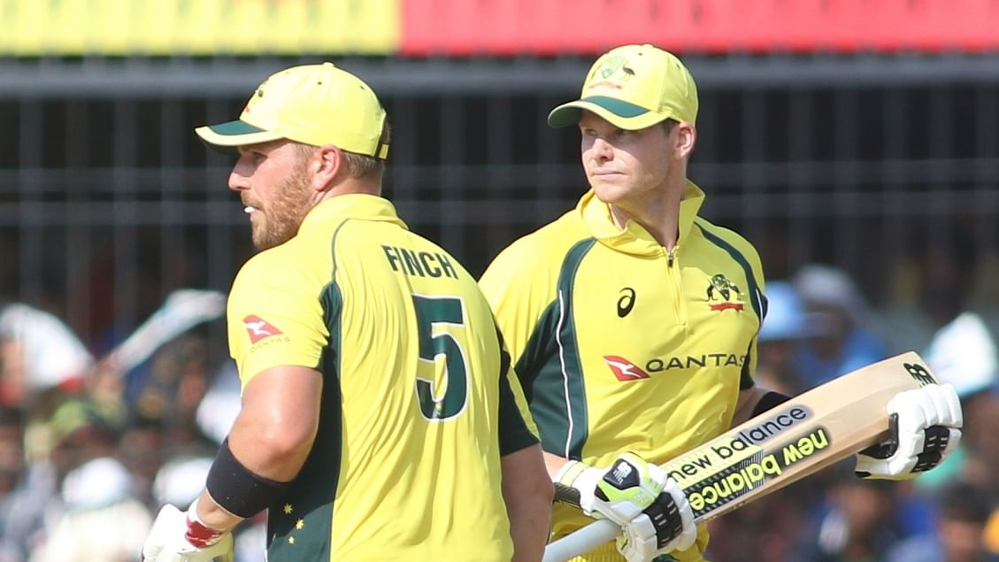 Australia beat India by 66 runs, take 1-0 lead in ODI series